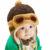 Cappello aviatore neonato