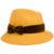 Cappello donna giallo